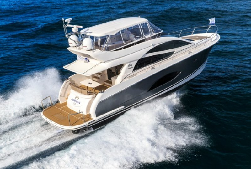 Horizon Motor Yachts Australia partner with Ropan across South East Australia