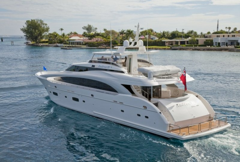 ROPAN partners with Horizon Motor Yachts to service the south east Australian market.